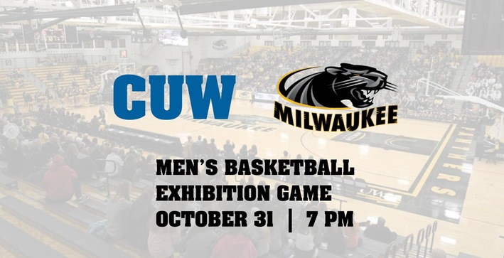 Men's Basketball to play exhibition game at Milwaukee
