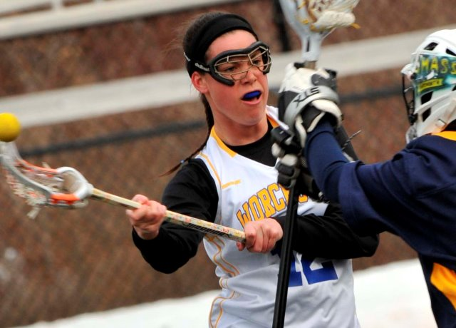 Women's Lacrosse Moves To ECAC Championship In 16-11 Victory Over Becker