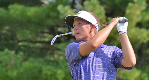 Cunningham leads Tech; Golden Eagles sixth at Augusta
