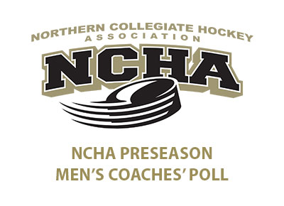 St. Norbert Takes Top Spot In NCHA Preseason Coaches' Poll