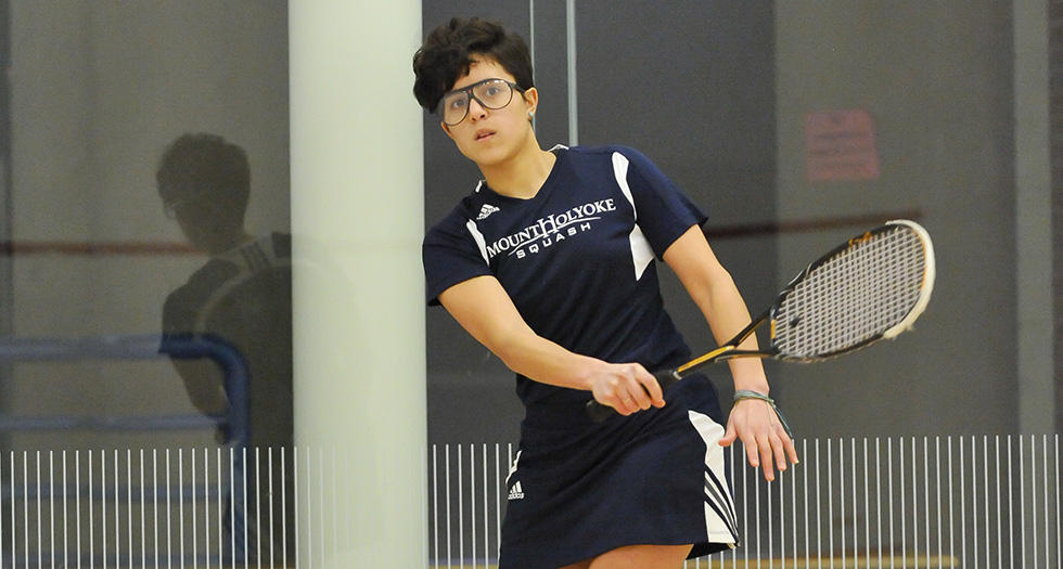 Squash Concludes Play at CSA Nationals; Rosado Earns Wetzel Award