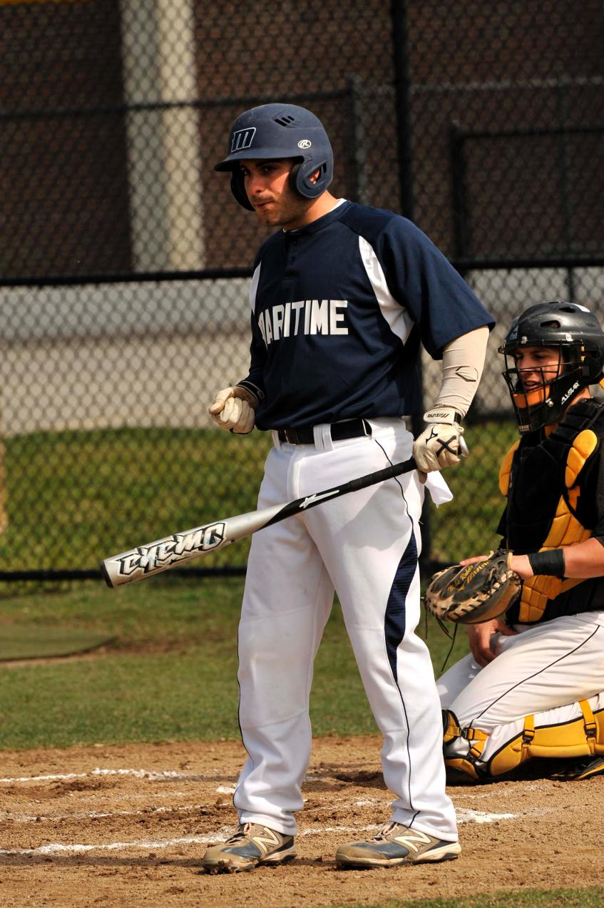 Rosano's RBI Single Caps Seventh Inning Rally As Baseball Posts 5-3 Victory Over Wentworth