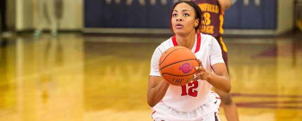 Women's Basketball Topped by Concordia in 66-64 CACC Upset