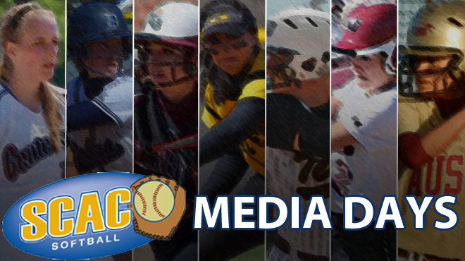 SCAC Media Days - Softball (All Interviews Complete)