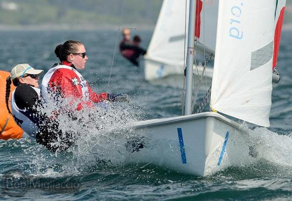 No. 3 Women's Sailing Wins Mrs. Hurst Bowl