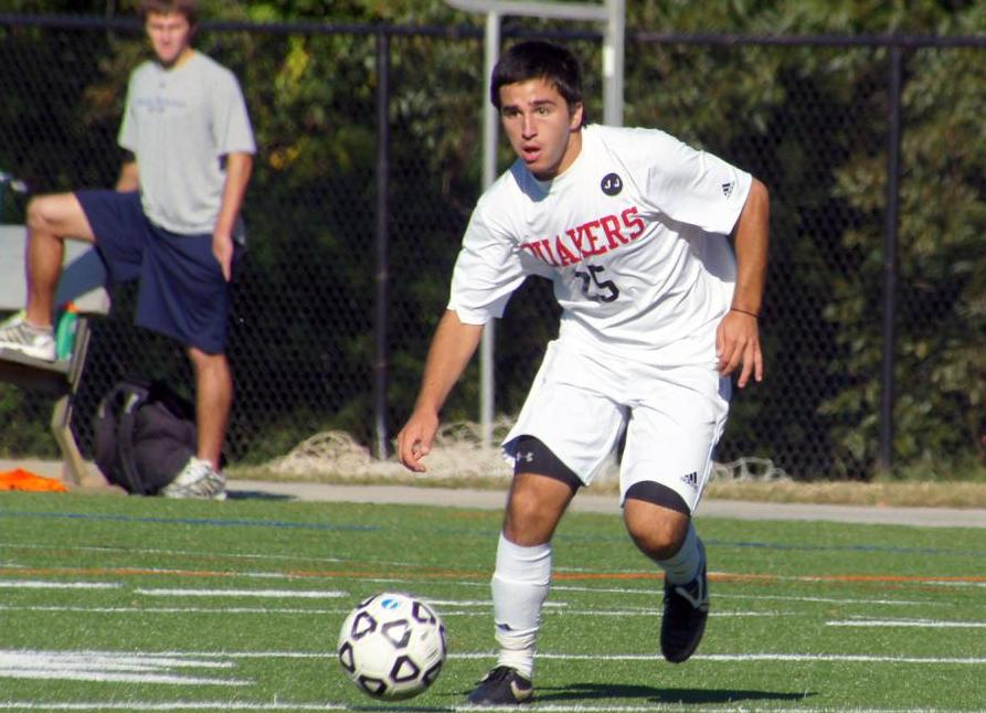 Guilford's Gomez Named to College Division All-State Team