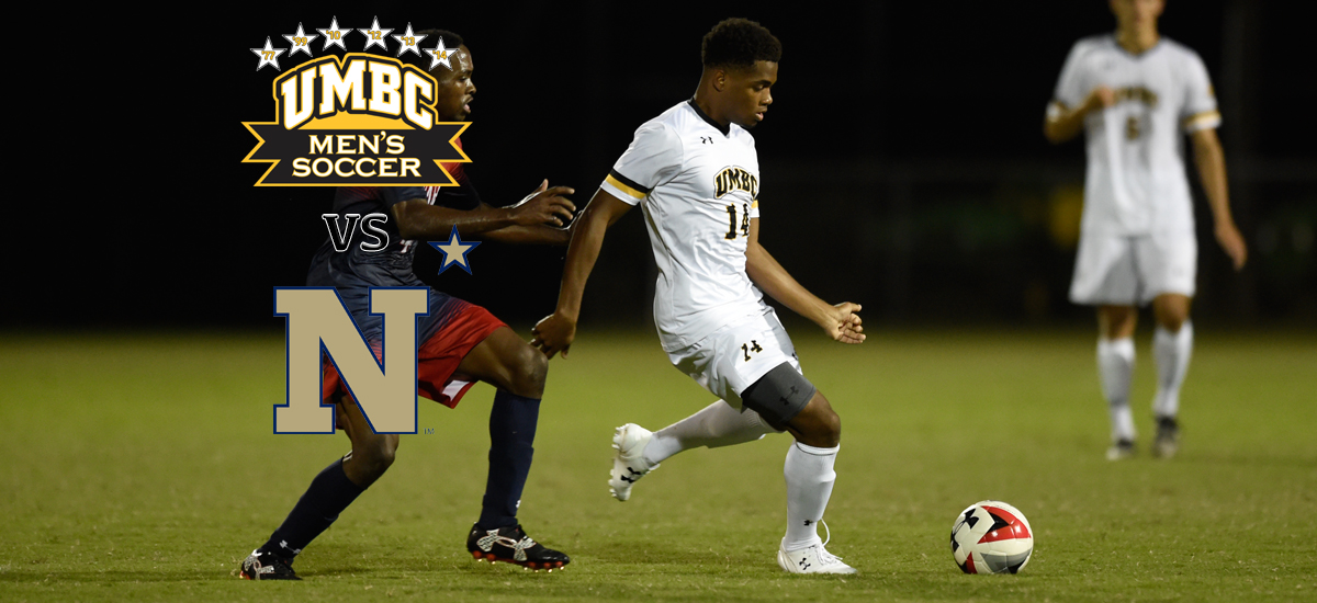 Men's Soccer Travel to Annapolis for a Mid-Week Clash with Navy on Tuesday