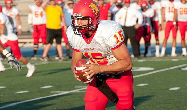 Football Game Notes: Ferris State vs. #22 Ashland