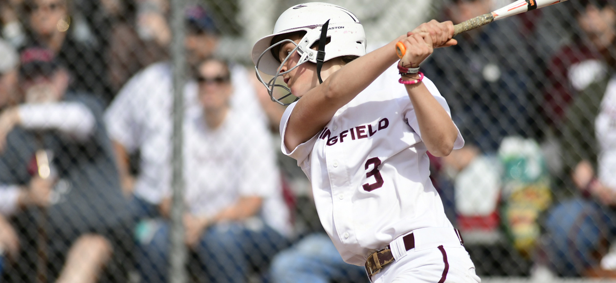 Softball Swept by WPI Despite Six RBI and Two Home Runs From Wheeler
