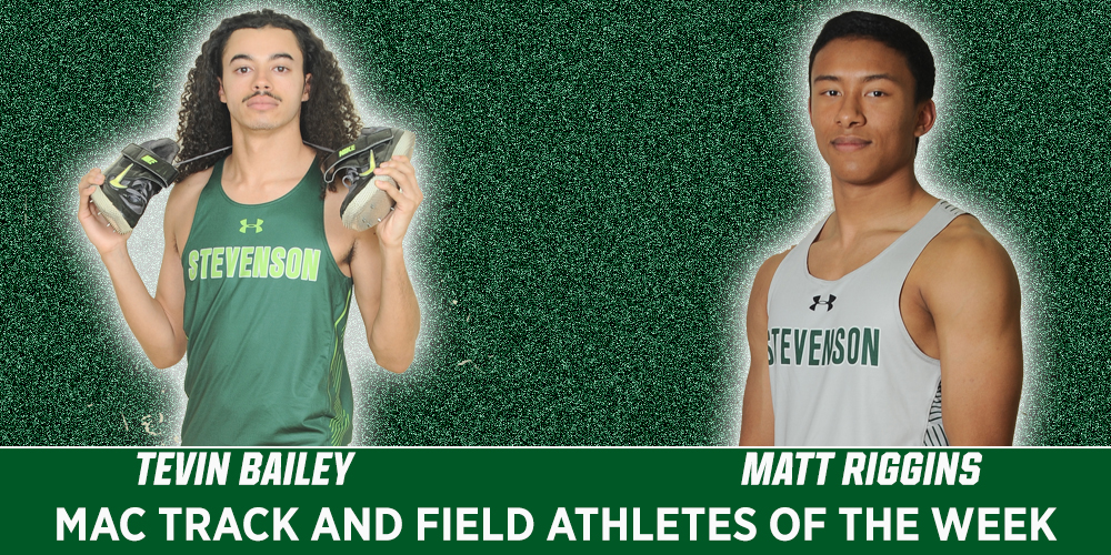 Riggins, Bailey Sweep MAC Men's Track Weekly Honors