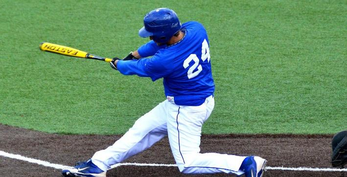 Baseball winning streak snapped in non-conference setback at Carthage