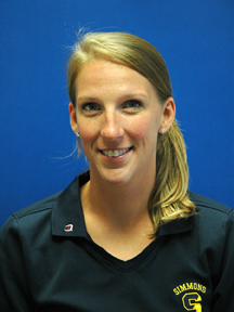 Kristen Rasmussen Tarr joins the Simmons Athletics staff as Head Basketball Coach for the 2011-12 season. Coach Rasmussen Tarr joins the Sharks after an accomplished eleven-year career in the WNBA, FIBA and WNBL professional leagues.