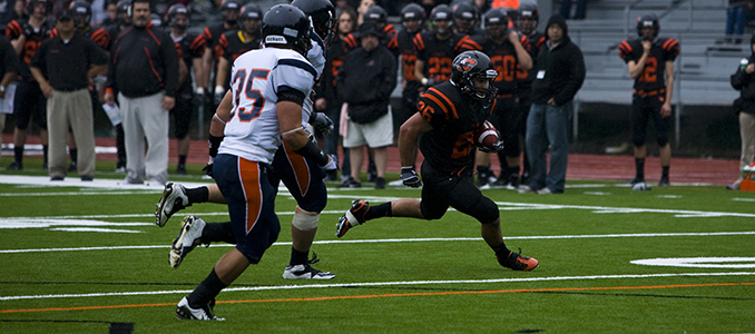 Football Falls to #9 Wisc.-Platteville 63-34