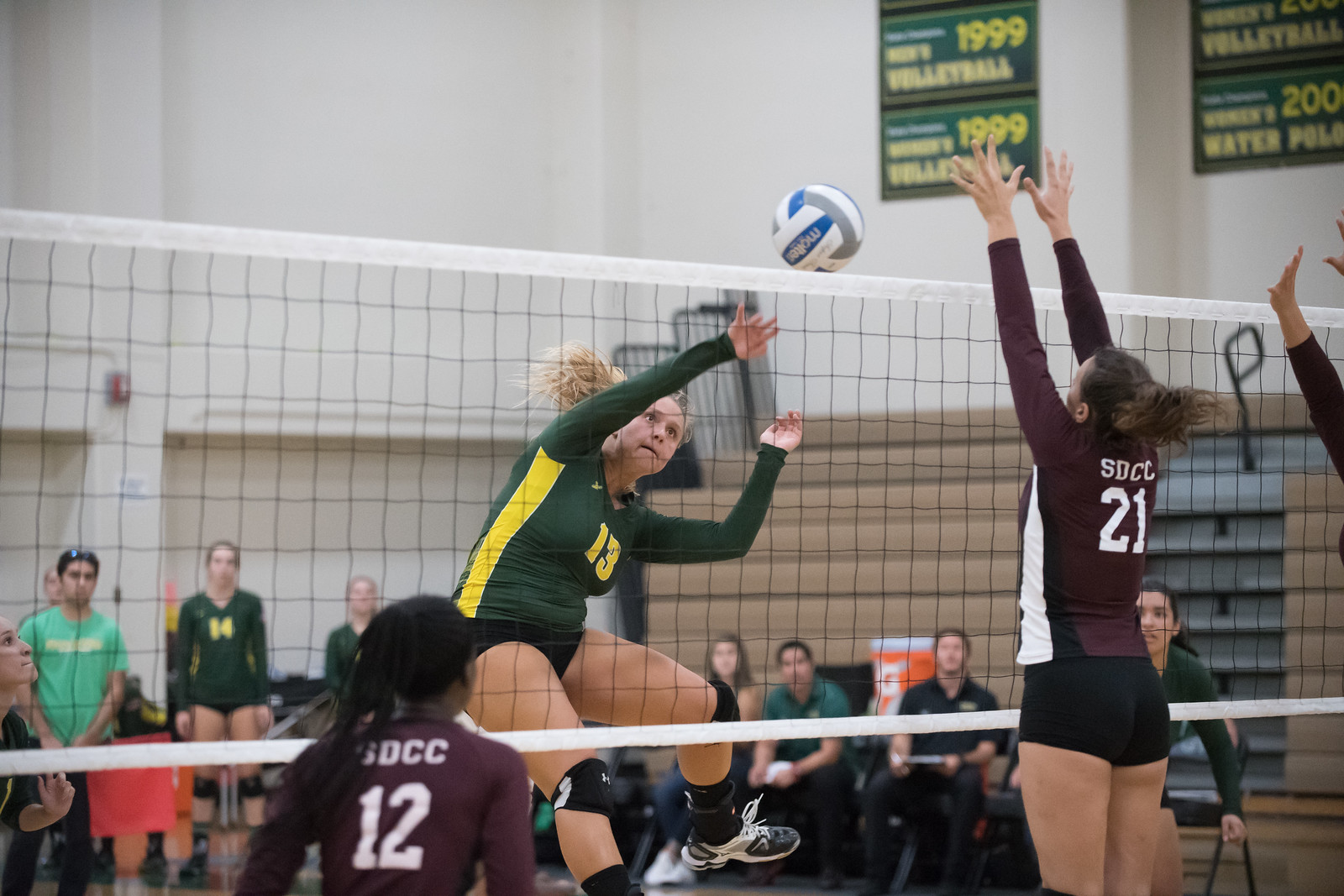 Rustlers Lose Tough 4 Set Match