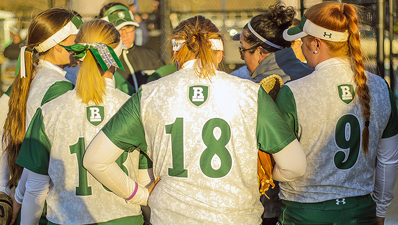 Richard Bland Drops Doubleheader To Louisburg (N.C.) 2-14, 4-15