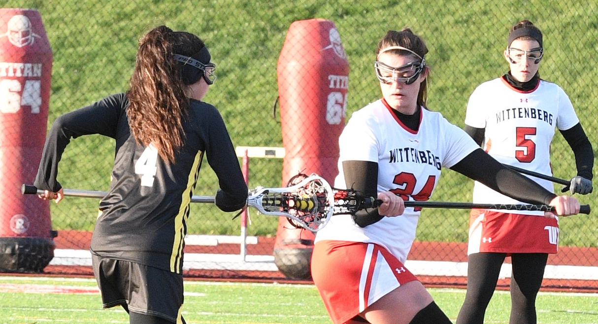 Women's Lax Falls On The Road To Kenyon