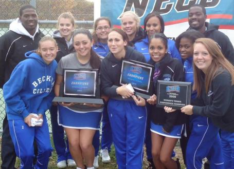 Becker, NECC Champion