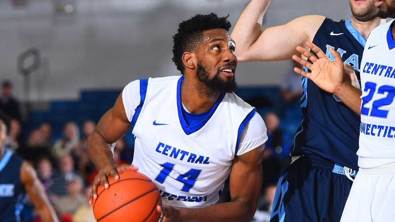 Men's Basketball Drops Northeast Conference Contest to Robert Morris