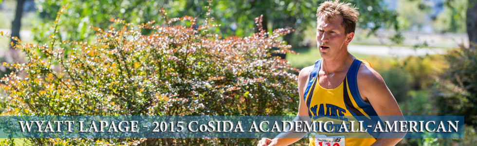 Wyatt LaPage, 2015 CoSIDA Academic All-American