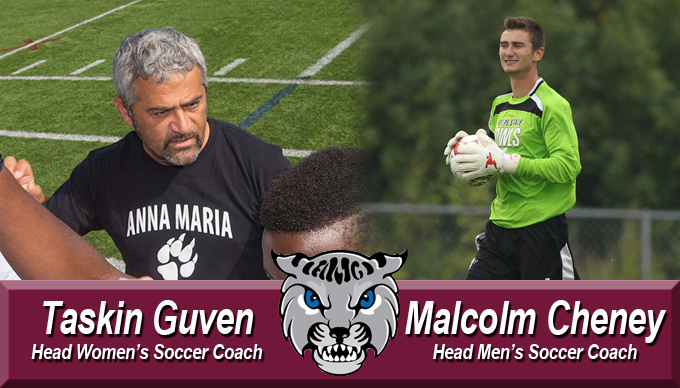 Guven Takes Over Women's Soccer, Cheney Hired to Lead Men's Soccer