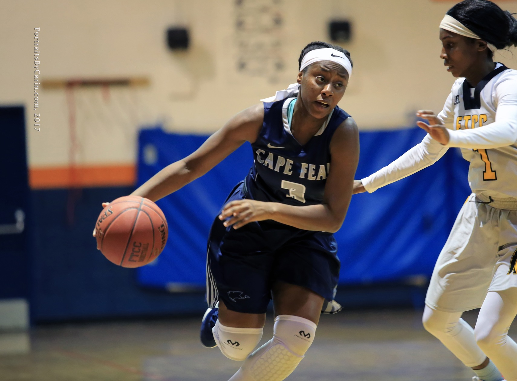Lady Sea Devils Win 8th Straight By Topping Fayetteville Tech