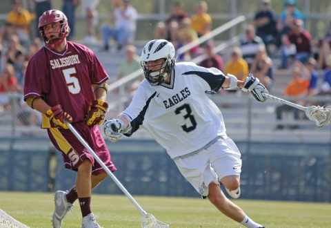 UMW Men's Lax Falls to #1 Salisbury, 16-8