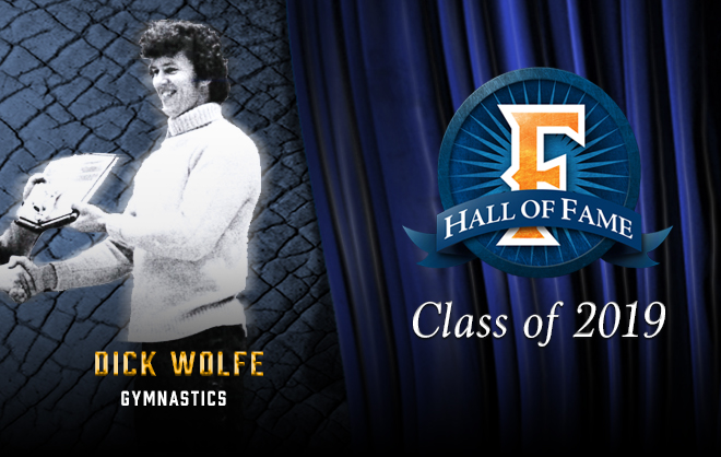 Dick Wolfe to be Inducted into Athletics Hall of Fame
