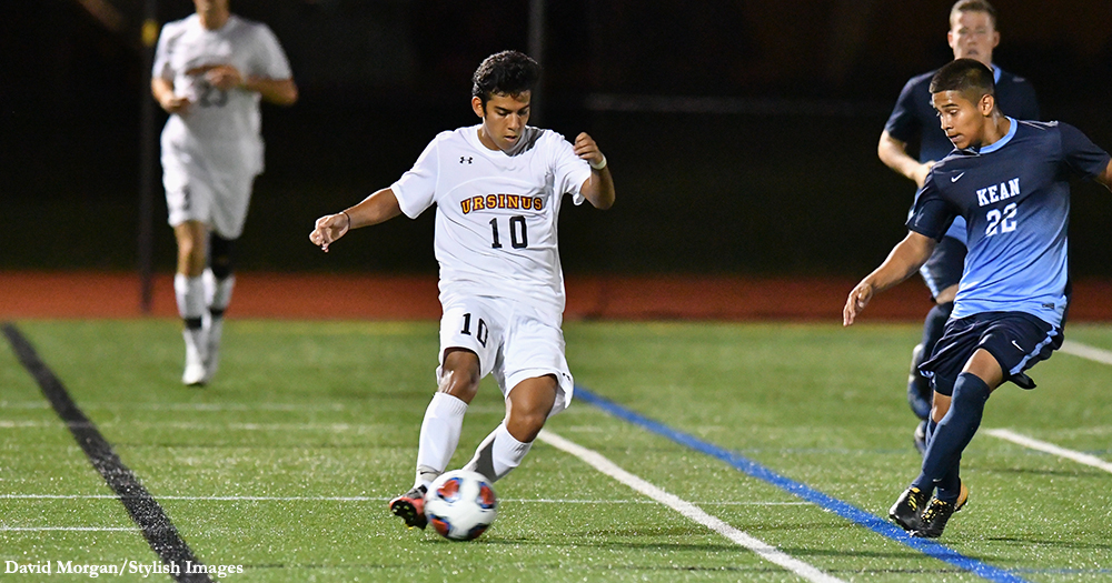 Men's Soccer Falls at Stockton