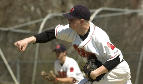 Baseball Knocks Off Salem State in MASCAC Tournament