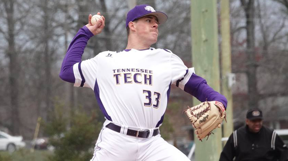 Tech extends winning streak to eight games, sweep doubleheader with Austin Peay