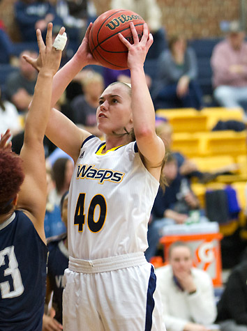 Emory & Henry Women's Basketball Blows By Hollins, 71-48, Wednesday On The Road