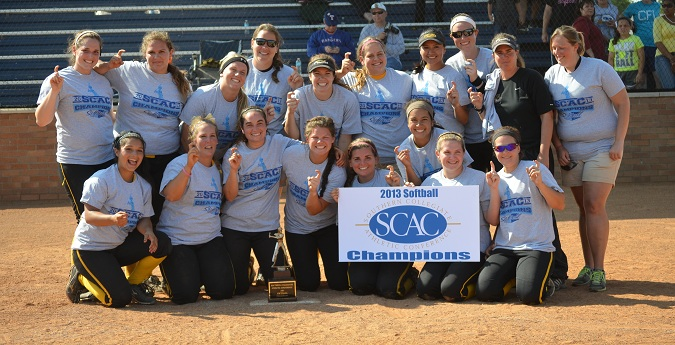 Softball Claims SCAC Title