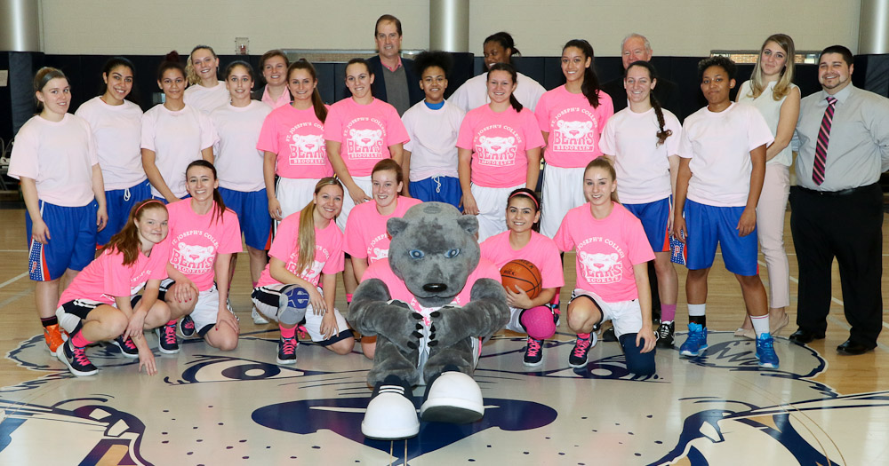 Women's Basketball Highlights Successful Play 4Kay Game With Win Over Purchase
