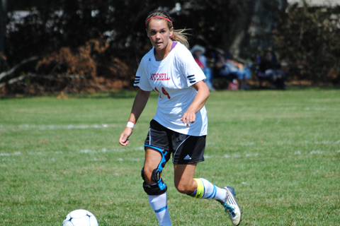 Late Goal Sinks Women's Soccer vs. UMass Dartmouth