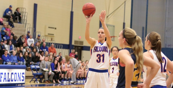 Women's Basketball edged in thrilling NACC Final