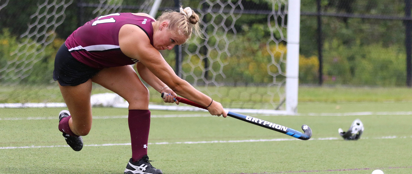 Field Hockey Fights Back Again, Wins at Saint Michael's, 2-1