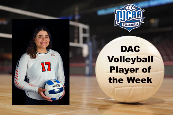 DAC Volleyball Player of the Week (Sept. 4)
