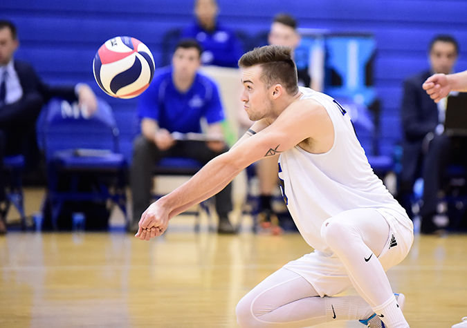 Balanced Attack Leads No.5 Saints to Sweep of Thiel in CVC Contest