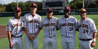 Five Cavaliers participate in Texas-New Mexico JUCO All-Star Game