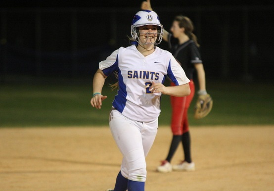 MONKS TAKE TWO FROM SOFTBALL IN GNAC SHOWDOWN