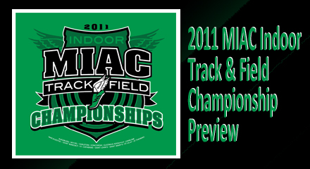 Women's Indoor Track & Field Championship Preview