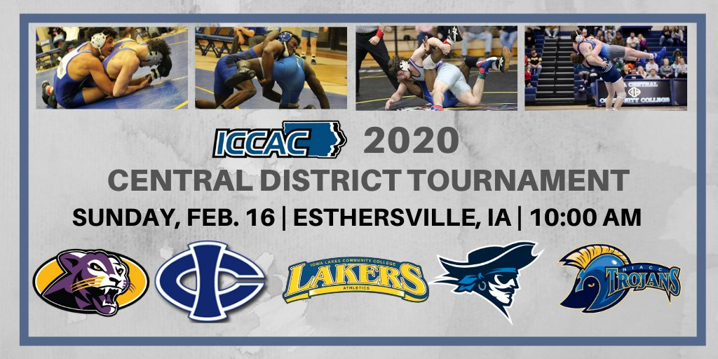 Iowa Central preps for district tournament