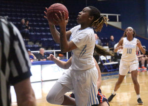 Lady Wrangler Go Cold In Loss At South Plains College