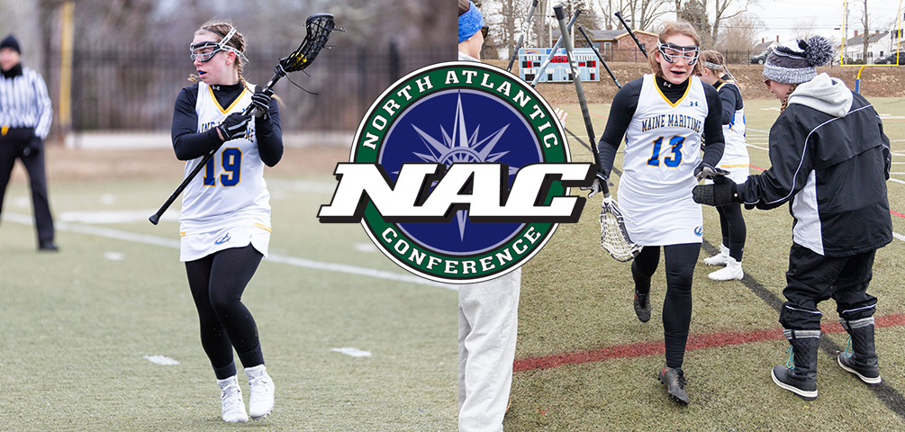O'Neil and Mahoney Named in NAC All-Conference Honors