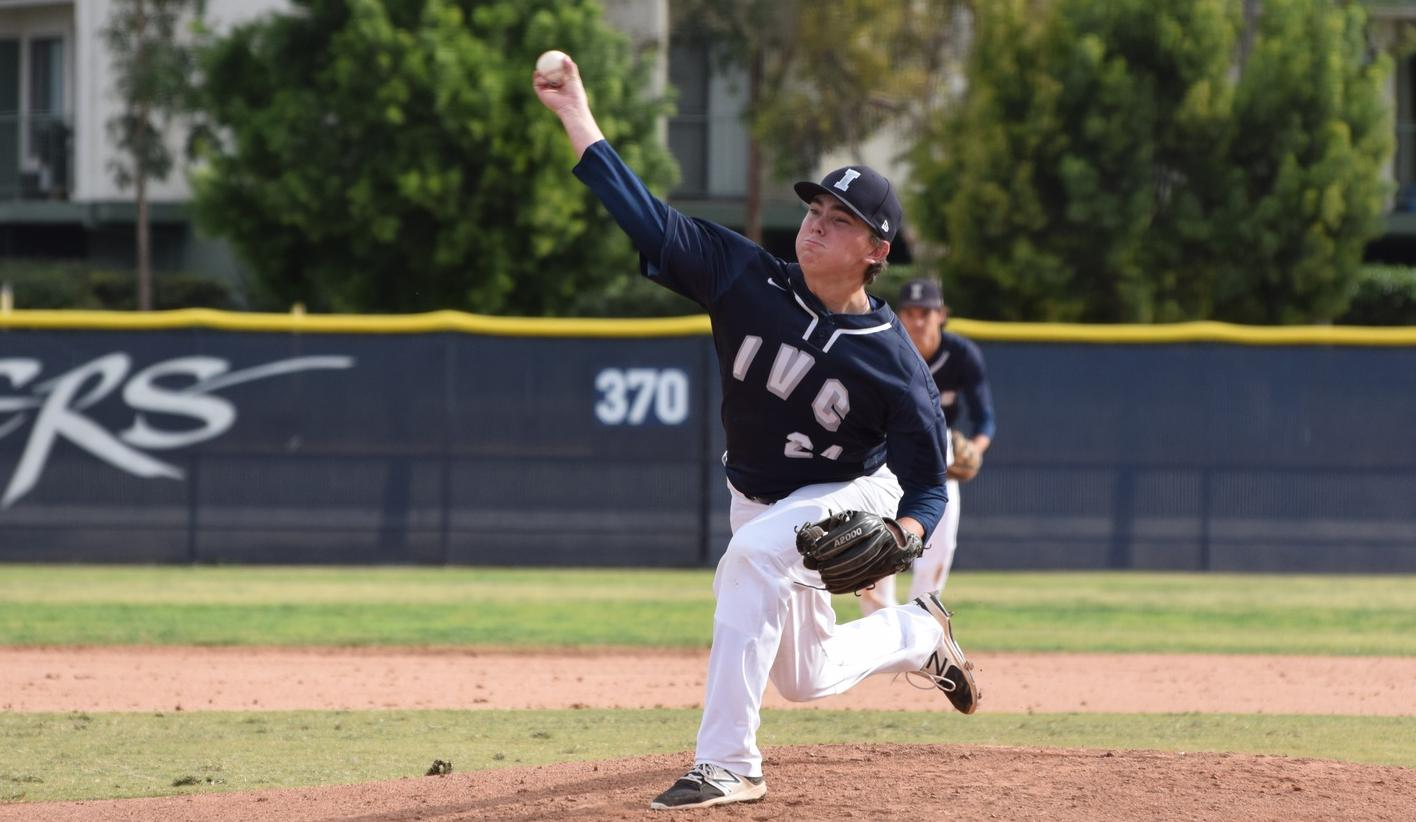 Baseball team drops rubber game of series against Long Beach