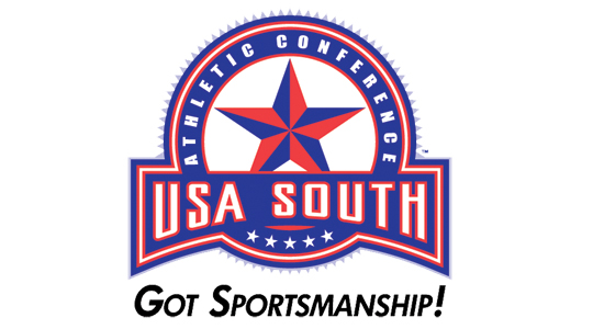 USA South Announces Fall Sportsmanship Awards