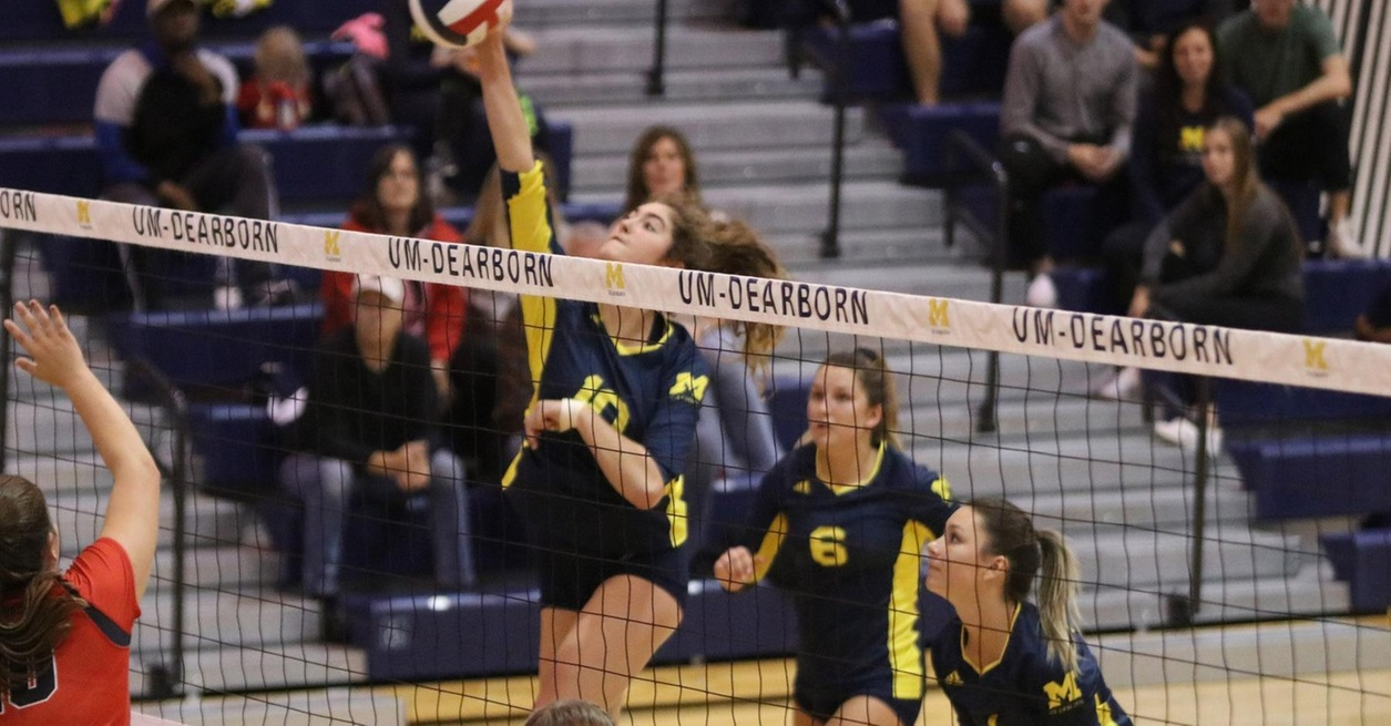 Volleyball drops road match to Cornerstone