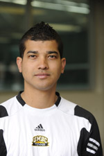Rasid Winklaar posted a seven-match winning streak in his first season as a Retriever in 2011.