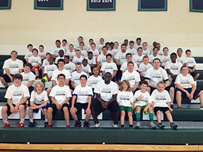 Get Ready for another set of exciting Sage Boys' Basketball Camps in 2017