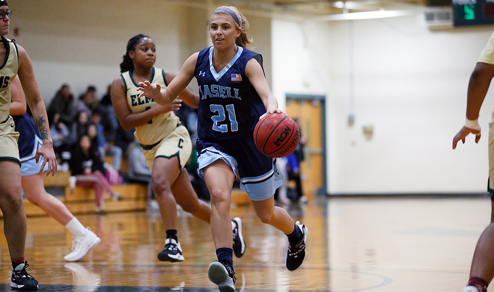 WBK: Lasell improves to 4-0 with win over UMaine Presque Isle